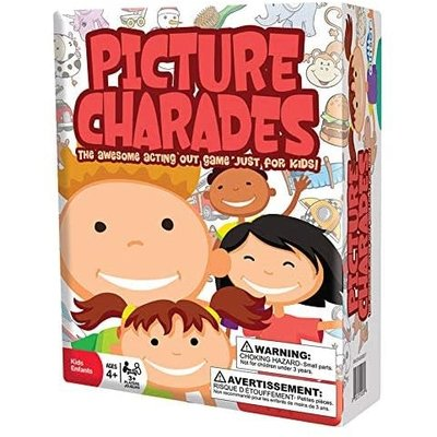 Outset Media Outset Game Picture Charades