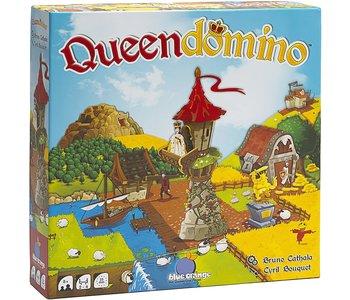 Blue Orange Game Queen Domino