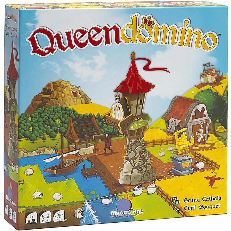 Blue Orange Blue Orange Game Queen Domino