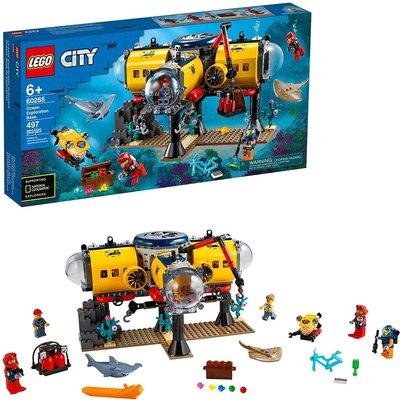 Lego Lego City Ocean Exploration Base