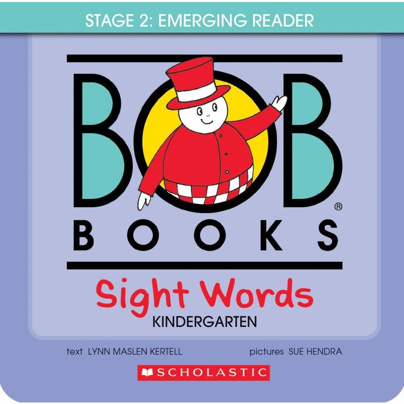 Scholastic Book Bob Books Site Words Kindergarten