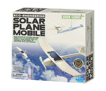 4M Science Kit Solar Plane
