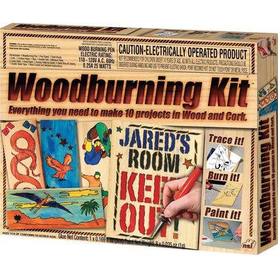 Classic Crafts Wood Burning Kit