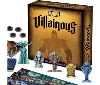 Disney's Villainous Marvel Infinte Power Game