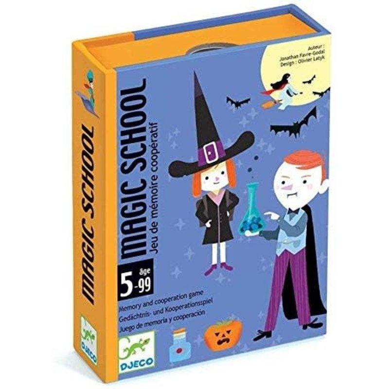 Djeco Game Magic School