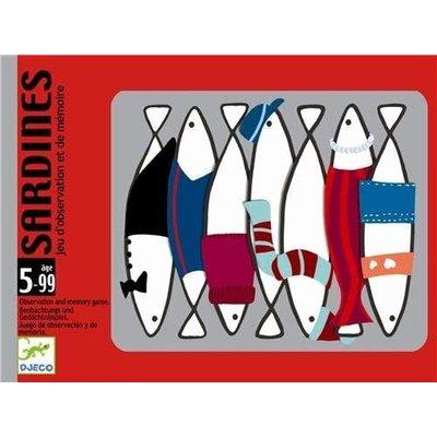 Djeco Game Sardines
