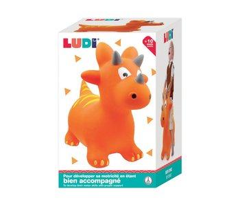 Ludi Jumping Animal Dino