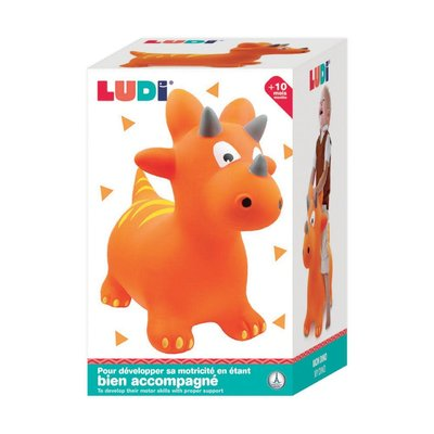 Ludi Jumping Animal Dino