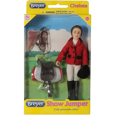 Breyer Breyer Freedom Series Doll Chelsea Show Jumper