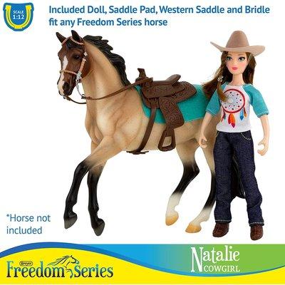 Breyer Breyer Doll Natalie, Cowgirl