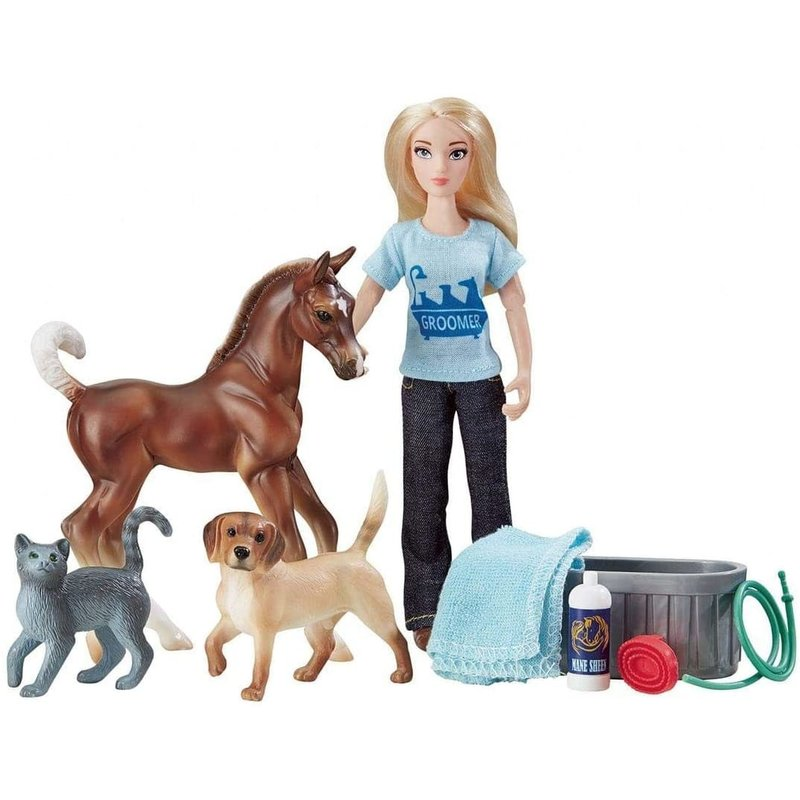 Breyer Breyer Freedom Series Pet Groomer