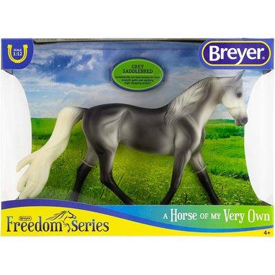 Breyer Breyer Freedom Series Horse Grey Saddlebred