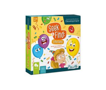 Placote Learning Seek & Find Emotions