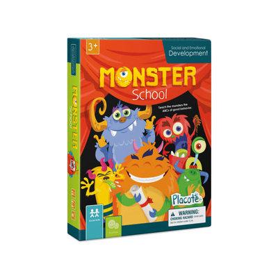 Placote Learning Monster School