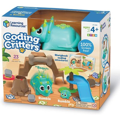 Learning Resources Learning Resources Coding Critters Rumble & Bumble