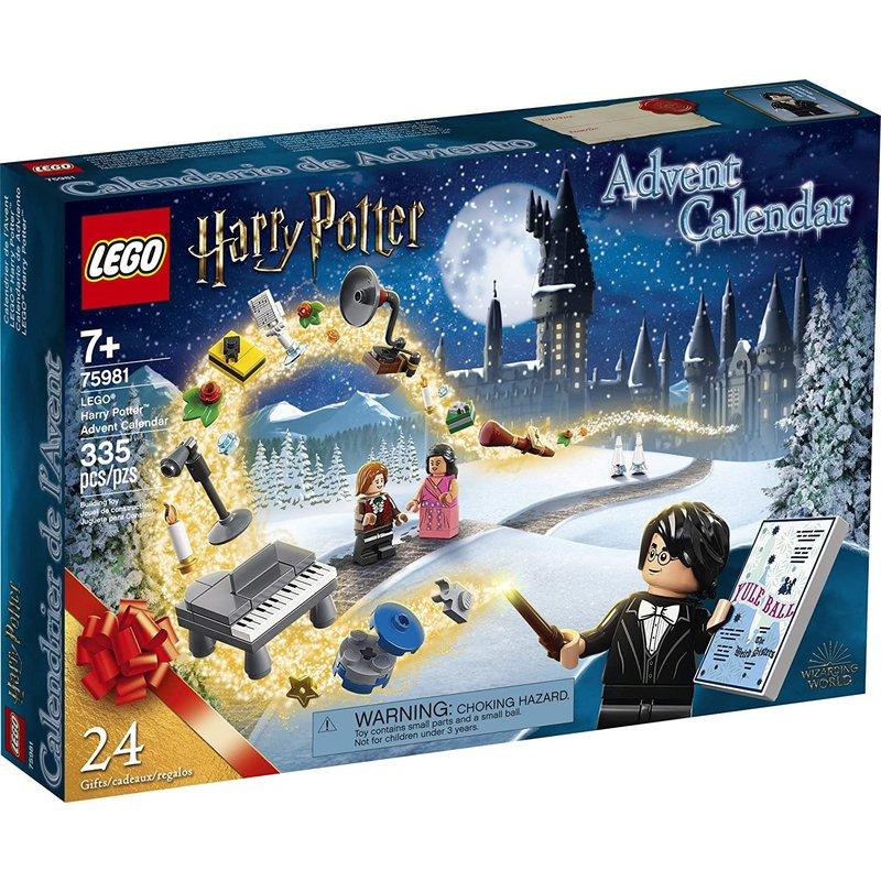 Lego Lego Advent Calendar Harry Potter 2020