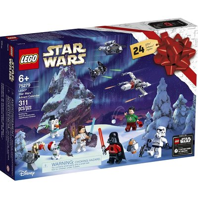 Lego Lego Advent Calendar Star Wars 2020