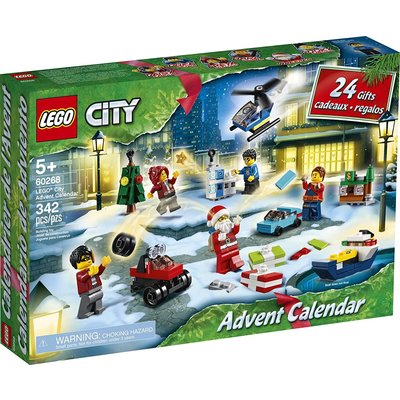 Lego Lego Advent Calendar City 2020