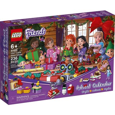 Lego Lego Advent Calender Friends 2020
