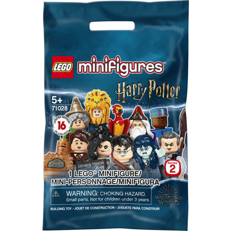 Lego Lego Minifigures Harry Potter Series 2