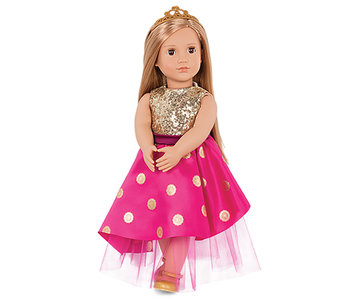 """Our Generation 18"""" Doll Sarah"""