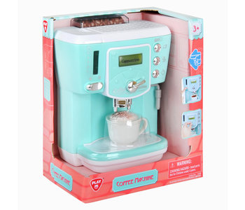 Playgo Coffee Machine Blue