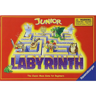 Ravensburger Ravensburger Game Labyrinth Junior