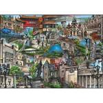 Ravensburger Ravensburger Puzzle 1000pc Canadian My Montreal