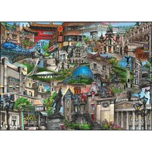 Ravensburger Ravensburger Puzzle 1000pc Canadian My Montreal