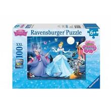 Ravensburger Ravensburger Puzzle 100pc Adorable Cinderella