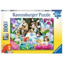 Ravensburger Ravensburger Puzzle 100pc Magical Fairy Night