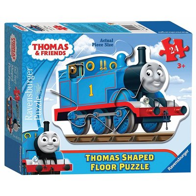 Ravensburger Ravensburger Floor Puzzle 24pc Thomas the Tank