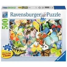 Ravensburger Ravensburger Puzzle 300pc Lrg Butterflies