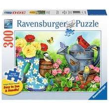 Ravensburger Ravensburger Puzzle 300pc Lrg Garden Traditions