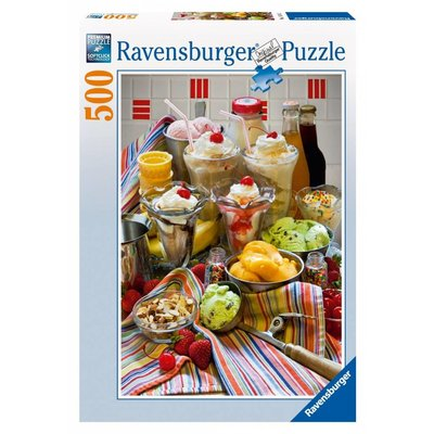 Ravensburger Ravensburger Puzzle 500pc Just Desserts