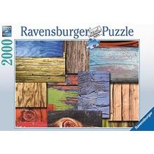 Ravensburger Ravensburger Puzzle 2000pc Remainders