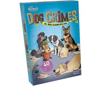 Thinkfun Game Dog Crimes