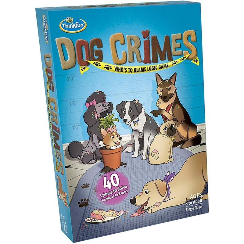 Thinkfun Thinkfun Game Dog Crimes
