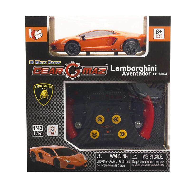 Remote Control Mini Racer Car