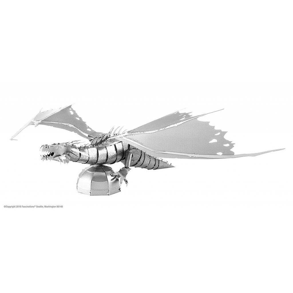 Metal Earth Metal Earth Harry Potter Gringotts Dragon