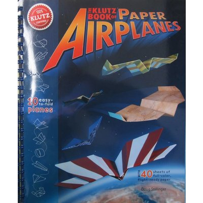 Klutz Klutz Book of Paper Airplanes