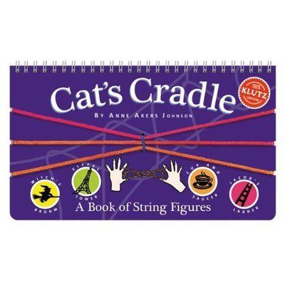 Klutz Klutz Book Cat's Cradle