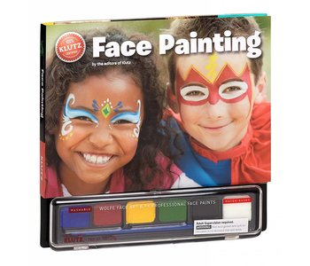 Klutz Book Face Painting