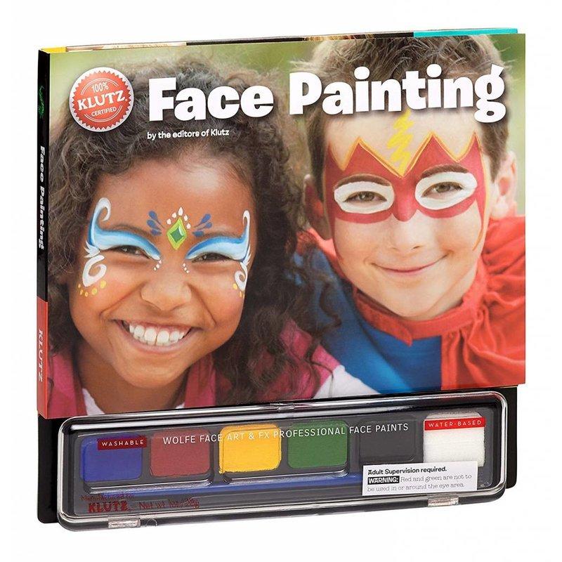 Klutz Klutz Book Face Painting