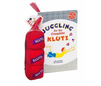 Klutz Book Juggling for the Complete Klutz