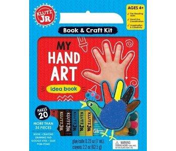 Klutz Book Jr My Hand Art