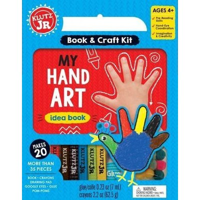 Klutz Klutz Book Jr My Hand Art