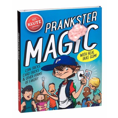 Klutz Klutz Book Prankster Magic
