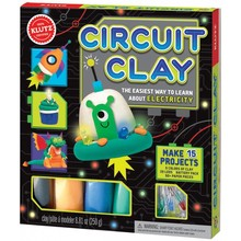 Klutz Klutz Book Circuit Clay