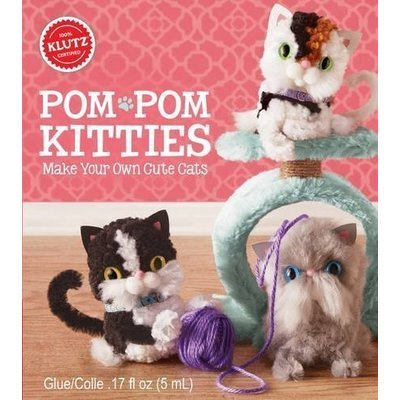 Klutz Klutz Book Pom-Pom Kitties
